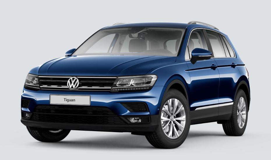 VW Tiguan Comfortline 2 0 TDI DSG 110kW | IMPORTO DE GmbH